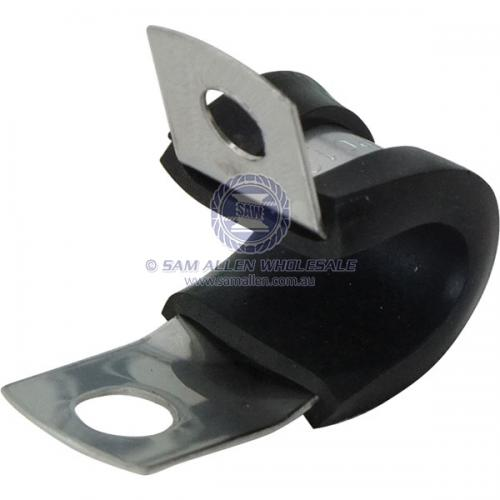 316 S/S P Clamp 19mm V2-72523