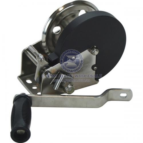 304 Stainless Steel 4.1: 1 Hand Winch No Wire V2-54278