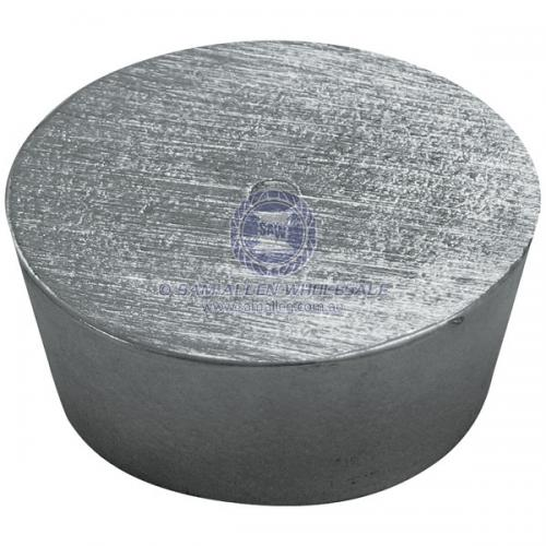 Anode Zinc Condenser No Bolt 75mm x 30mm V2-21134