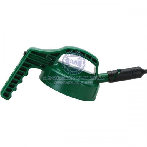 Oil Safe® Mini Spout Lid Dark Green V2-180072