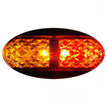 Load image into Gallery viewer, LED Marker Lamp Amber / Red 500mm Cable V2-547181