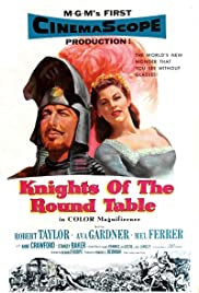 Knights Of The Round Table - 1953 - Robert Taylor