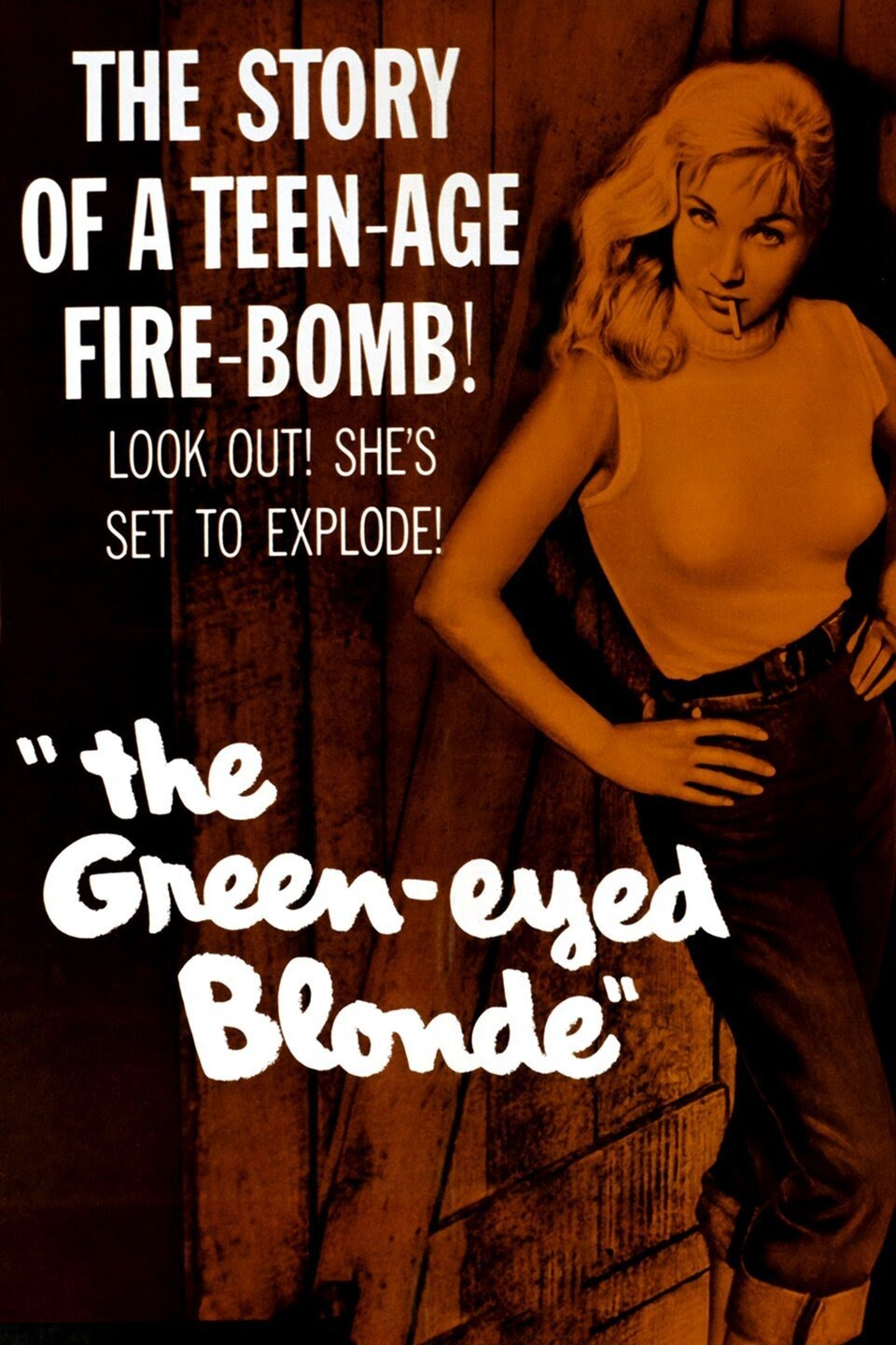 Green Eyed Blond, The -1957