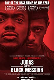Judas And The Black Messiah - Best Picture Nominee - BluRay
