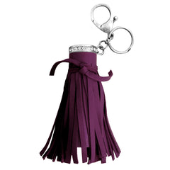 Purple Tassel