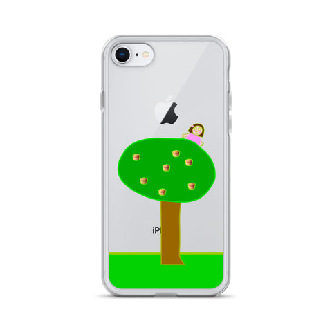 Muffin Tree iPhone Case