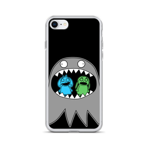 Fiend iPhone Case