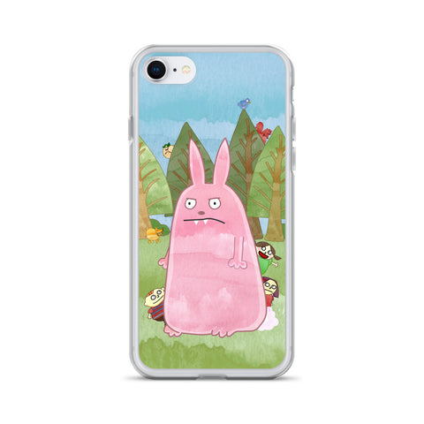Big Bunny iPhone Case