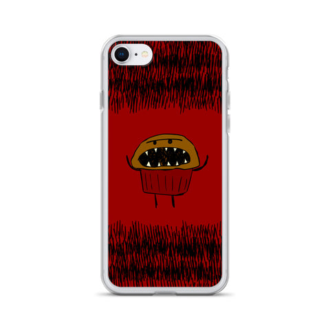 Feral Muffin iPhone Case