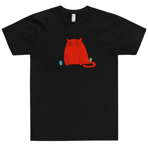 Giant Cat T-Shirt