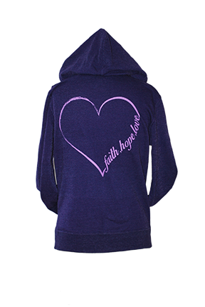Faith, Hope, Love Jacket