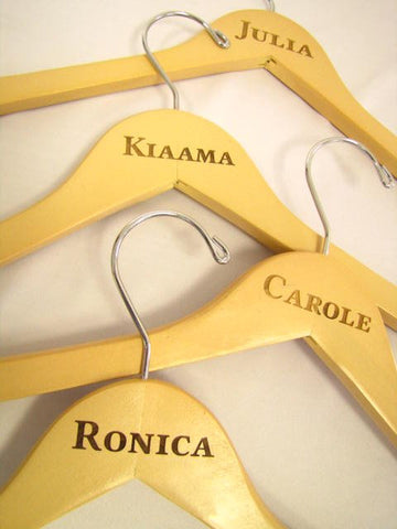 Personalized Hanger with Name