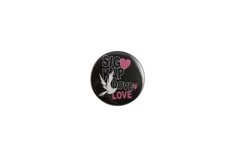 Dove Love Button