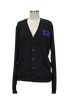 Sigma Kappa Letters Sweater - Black