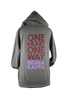 One Heart One Way Graffiti Jacket