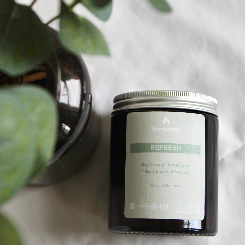Limited Edition | Refresh | May Chang & Indian Eucalyptus (180g)