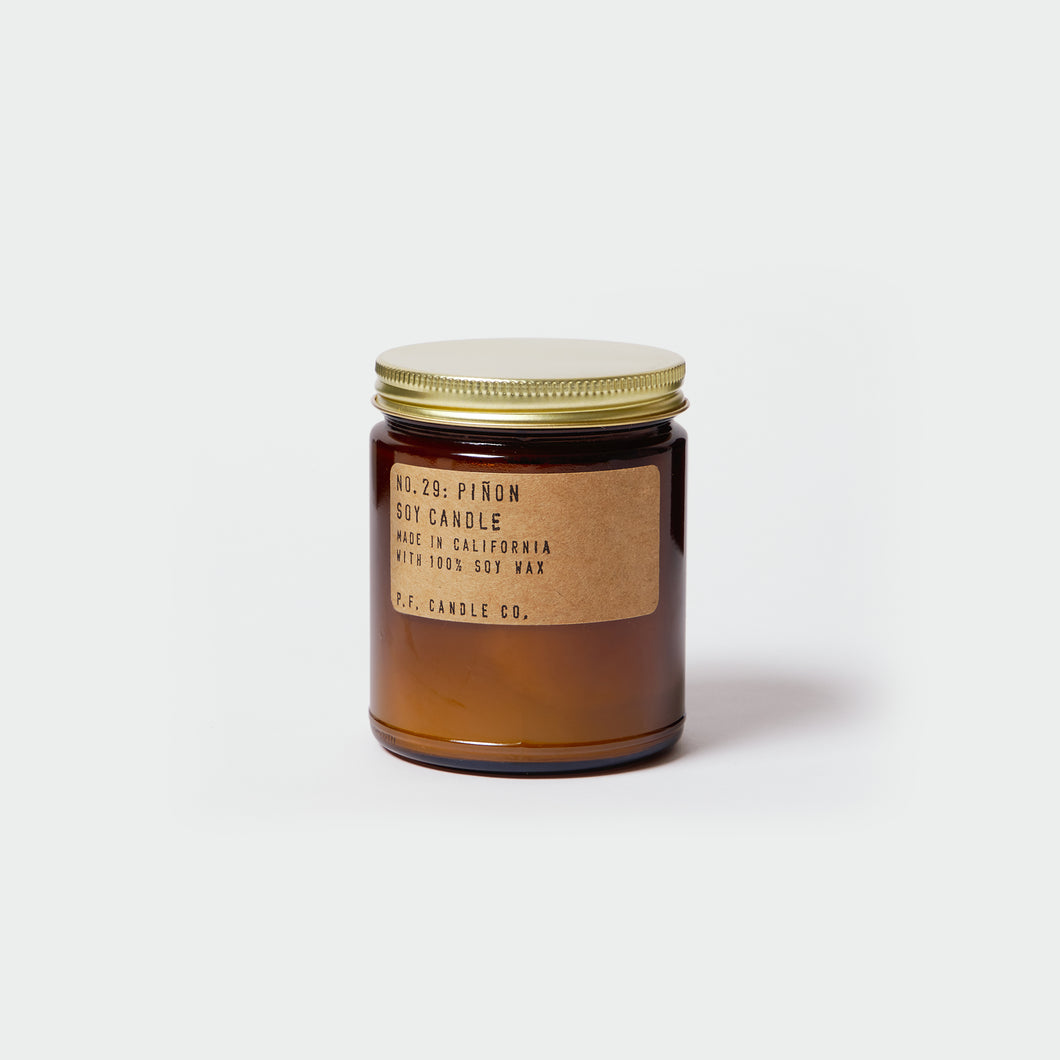 P.F. Candle Co. - Pinon Soy Candle