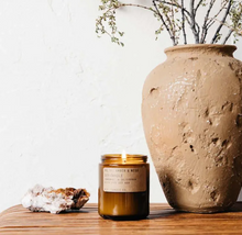 Load image into Gallery viewer, P.F. Candle Co. - Amber & Moss Soy Candle