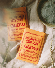 Load image into Gallery viewer, Magnesium Bath Soak - Glow