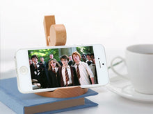 Load image into Gallery viewer, Ninja Kung Fu Phone Stand - RealBigEnvelope