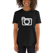 Load image into Gallery viewer, K Camera Short-Sleeve Unisex T-Shirt - RealBigEnvelope