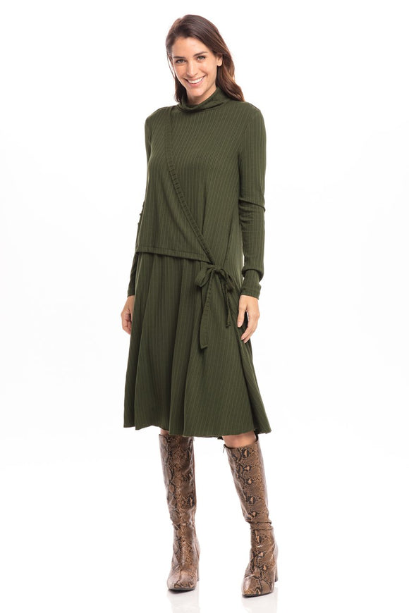 Audrey Wrap Dress (Israel only)