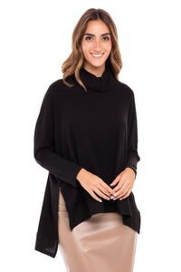 Cowl Neck Sweater (Israel only)