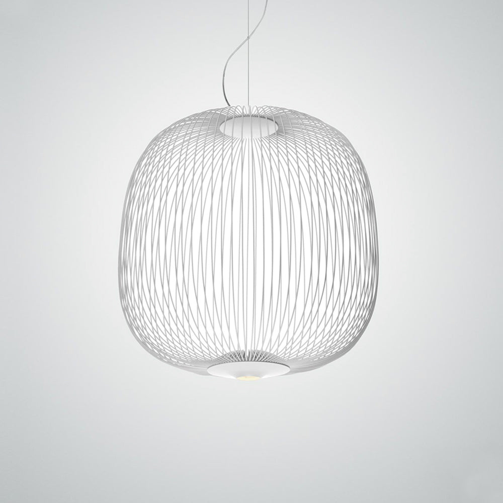 Spokes 2 blanco, dimmable