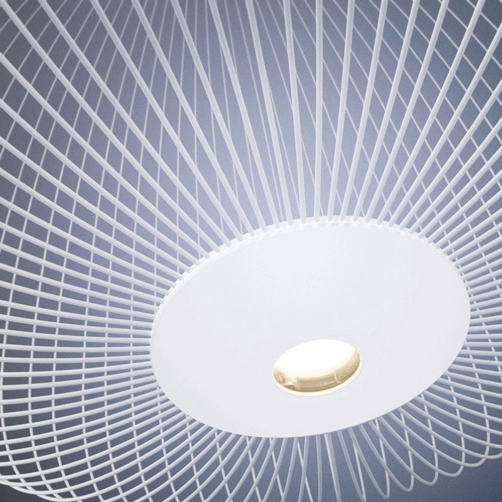 Spokes 2 large blanco, dimmable