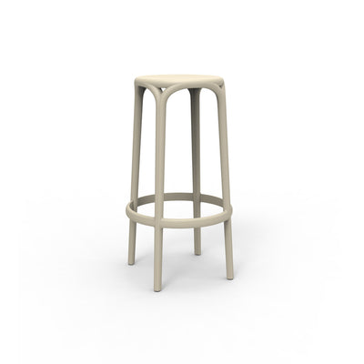 Brooklyn stool ecru