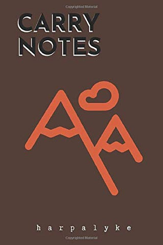 Carry Notes: Vol 8 (2020)