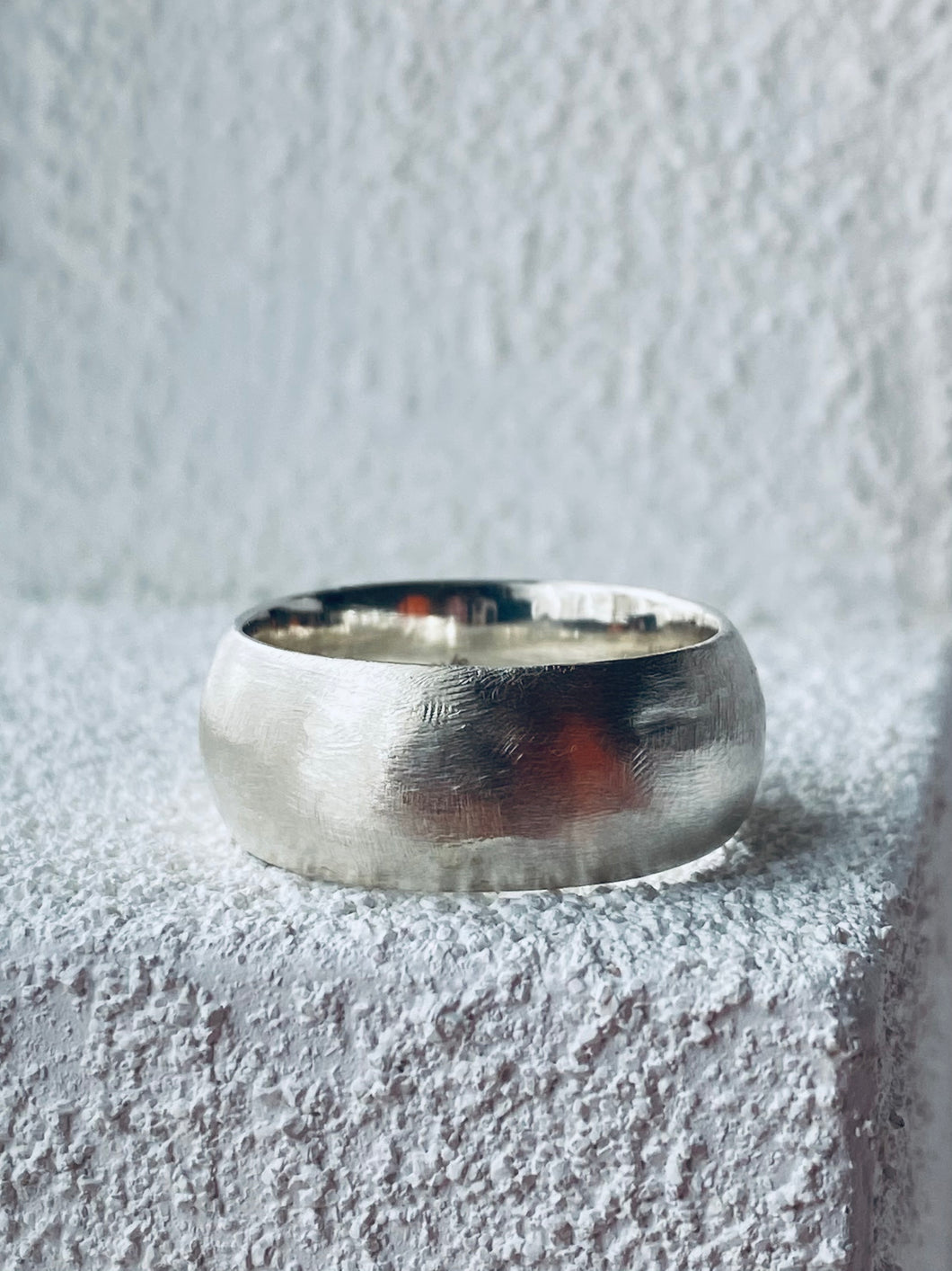 Canyon Ring Sterling Silver