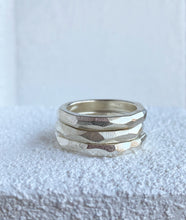 Load image into Gallery viewer, Glacial Unisex Stacking Ring