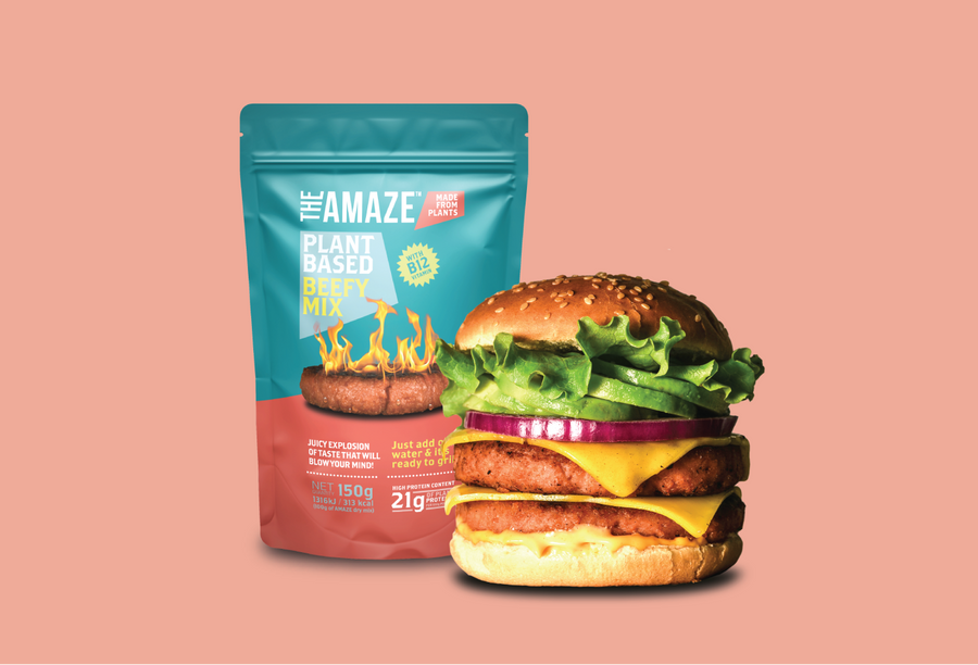 The Amaze Beefy Mix 5 + 1 PACK