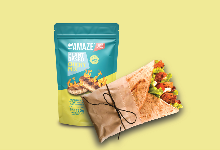 The Amaze Chicky Mix 5 + 1 PACK