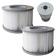 MSpa 2 x Replacement Filter Cartridges