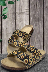 Sunflower 2-Strap Sandal