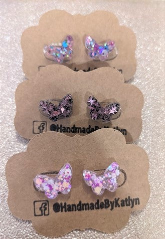 Butterfly Shaped Earrings