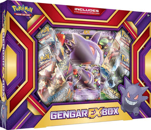 Pokémon Gengar-EX Box - Optimum Collection