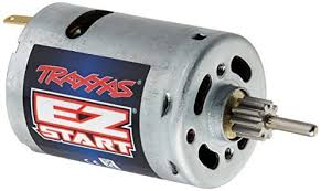 Motor/ pinion gear/ motor bushing (EZ-Start 2)