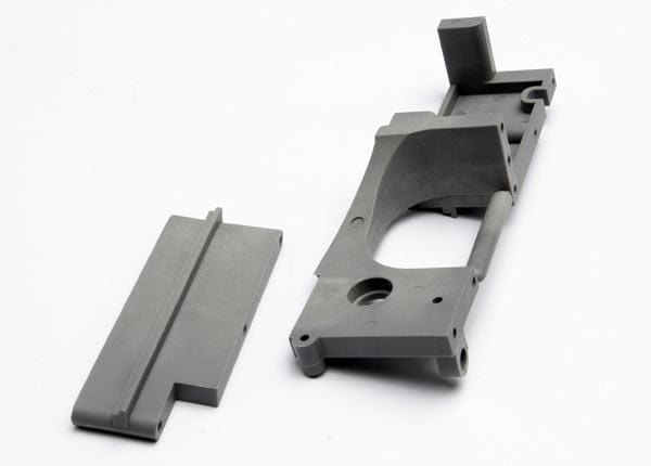 Stiffeners, chassis (L&R) (grey)