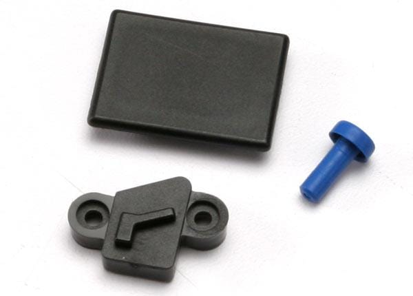 Cover plates and seals, forward only conversion (Revo) (Optidrive blank-out plate, Optidrive sensor cover, shift fork cover) These seals cover all of the openings in the receiver box and transmission when the forward only conversion is installed in Revo.
