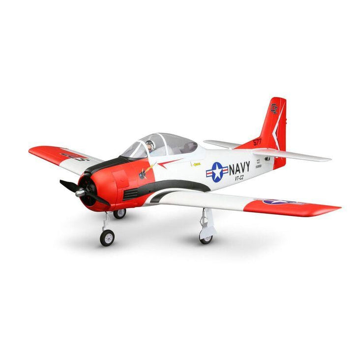 E-Flite Carbon-Z® T-28 BNF Basic - AS3X®