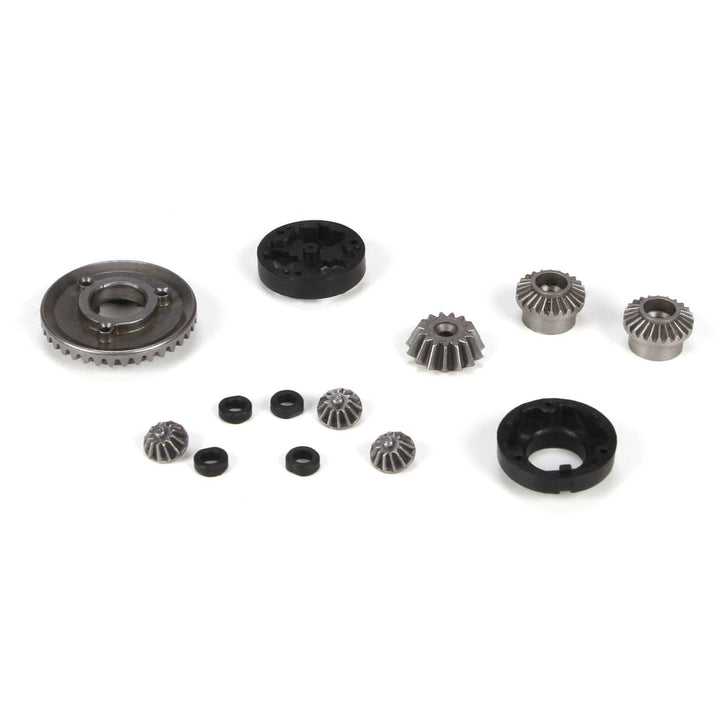 F/R Diff Gear, Housing & Spacer Set: Mini 8IGHT