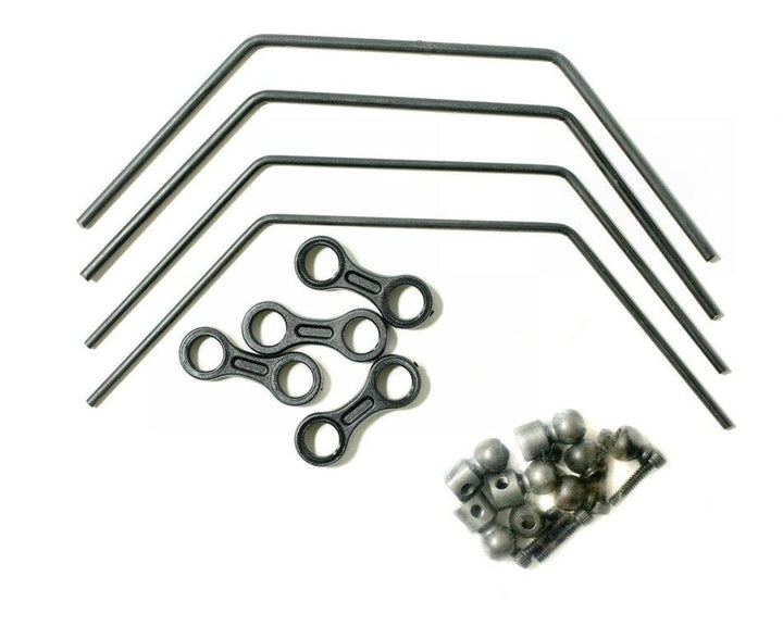 Front/Rear Sway Bar Kit: LST, LST2, AFT, MUG, MGB