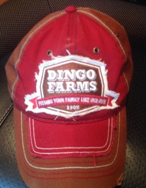 Dingo Farms Ball Cap