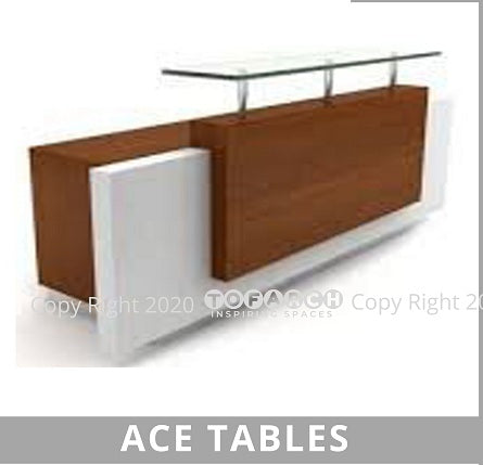 BUY ONLINE ACE RECEPTION TABLE