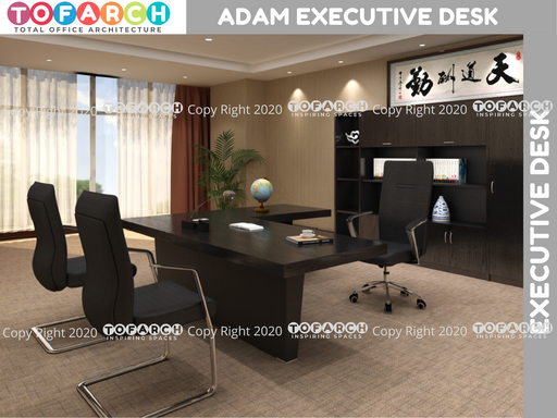 Executive Table Desking System ADAM