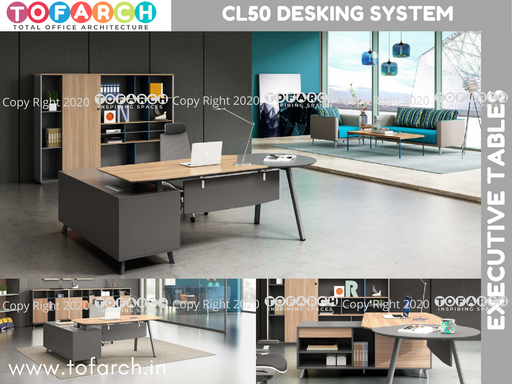 Executive Table Desking System CL50