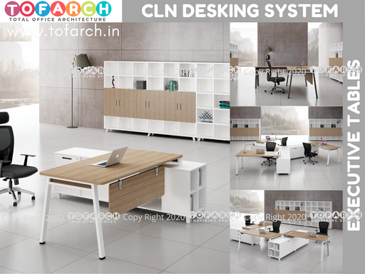 Executive Table Desking System CLN